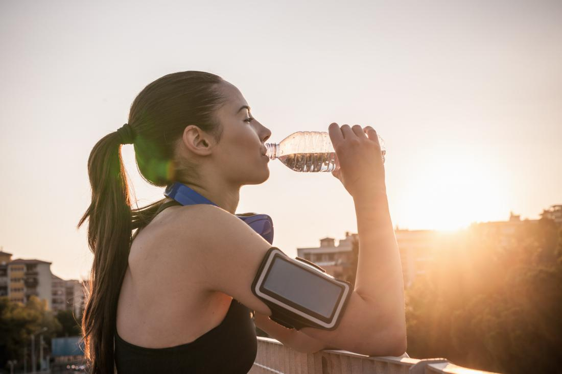 Drinking Water Helps You Lose More Weight